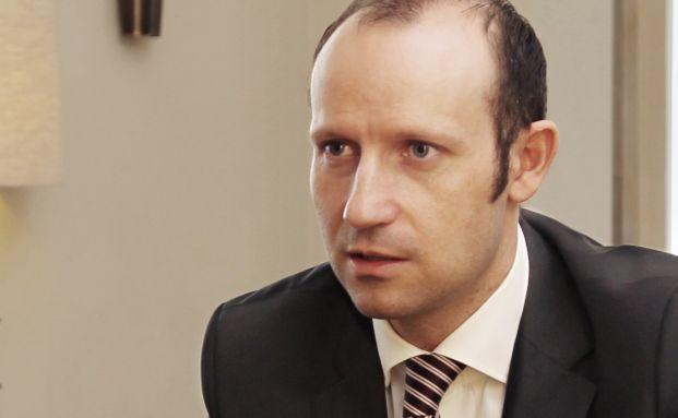 Fondsmanager Mario Schüttauf