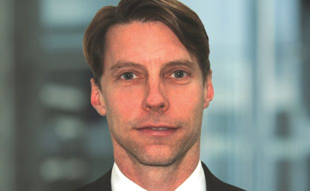 Scott Thiel, Fondsmanager bei Blackrock