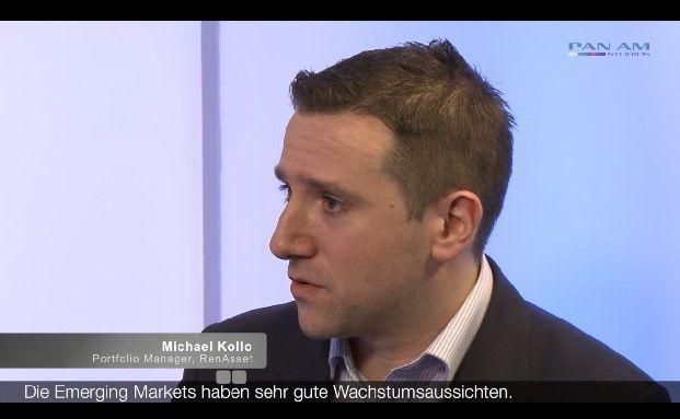 Michael Kollo, Fondsmanager des Global Emerging Markets Yield Fonds, RenAsset Management