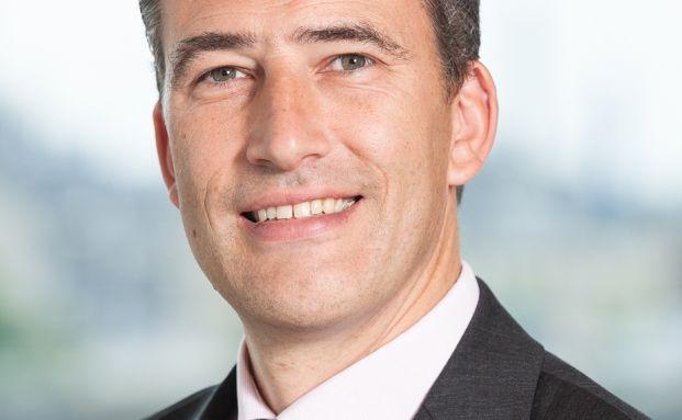 Michael Sehm ist Geschäftsführer der Deutsche Investment Kapitalanlagegesellschaft (Foto: Jörg Schwalfenberg)