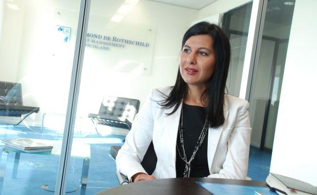 Selina Sezen, Vertriebschefin bei Edmond de Rothschild Asset Management: Zu Beginn ihrer Weiterbildung zum Certified European Financial Analyst (CEFA) wollte die heute 38-Jährige mindestens genauso viel wissen wie die Menschen, die die von ihr verkauften Produkte managen.