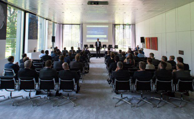 Der 1. Frankfurter-Diskurs fand am 2.Juli 2015 in Frankfurt am Main statt. Foto: © Frankfurter Diskurs
