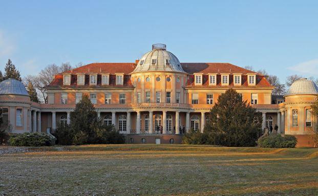 Die Siemens-Villa in Potsdam (Foto: A.Savin)