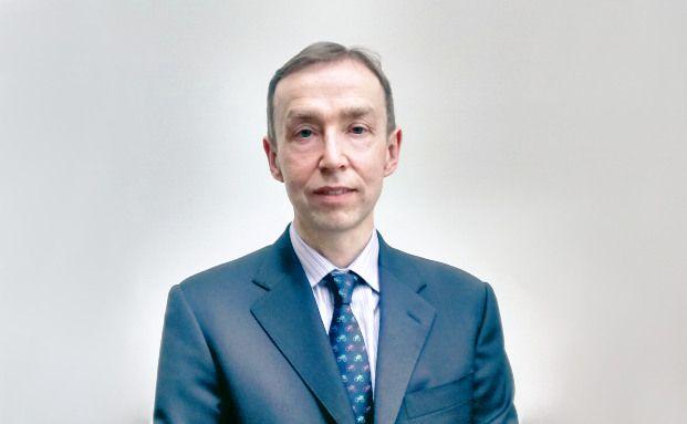 Chefökonom von Henderson GI Simon Ward, Foto: Iris Bülow