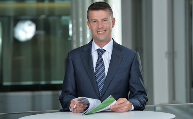 Jan Sobotta, Leiter Vertrieb Wholesale Deutschland & Österreich bei Swisscanto.