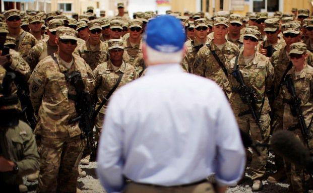 In speziellen Schulungen soll US-Veteranen der Einstieg<br>in den Berufsalltag erleichtert werden. Quelle: Getty Images