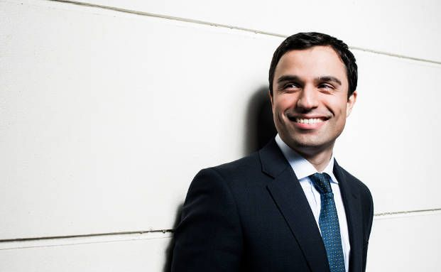 Randeep Somel, Manager des Milliardenfonds M&G Global Basics (Foto: Johannes Arlt)
