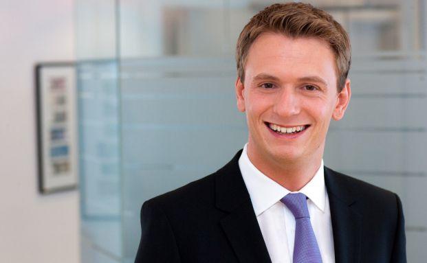 Tobias Spies ist Rentenchef bei der Huber, Reuss & Kollegen Vermögensverwaltung.