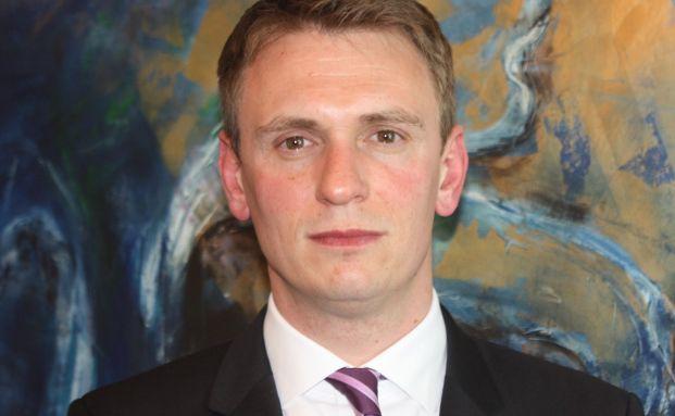 Tobias Spies, Rentenchef bei der Vermögensverwaltung Huber, Reuss & Kollegen