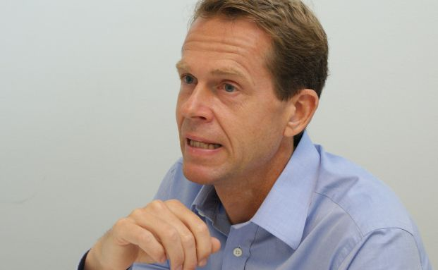 Tennislegende Stefan Edberg