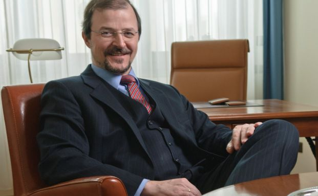 Stephan Albrech, Vorstand der Vermögensverwaltung Albrech & Cie