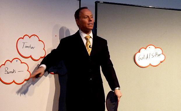 Guy Stern präsentierte auf dem Fondskongress in Mannheim Ende Januar seinen Fonds (Foto: DAS INVESTMENT.com)