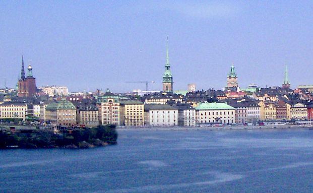 Investoren finden den schwedischen Immobilienmarkt gut (hier Stockholm) - den Deutschen aber besser. Quelle: Pixelio