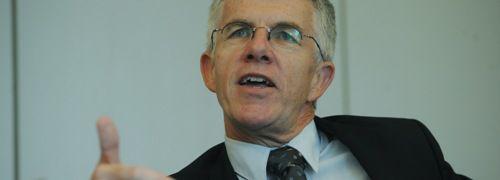 Thomas Straubhaar leitet das<br>Hamburgische Weltwirtschaftsinstitut (HWWI)