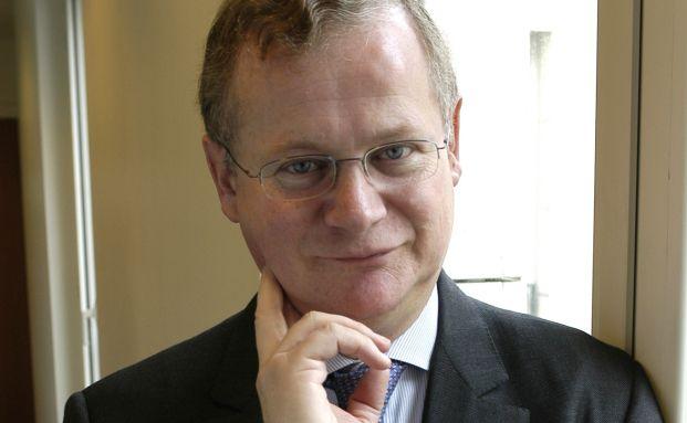 Vincent Strauss von der franz&ouml;sischen Fondsgesellschaft <br> Comgest