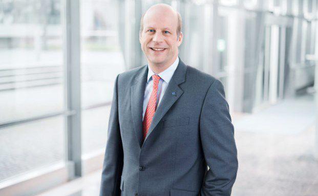 Baloise-Chef Martin Strobel