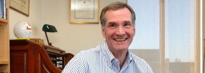 Yale-Verm&ouml;gensverwalter David Swensen bleibt<br>trotz R&uuml;ckschlags gelassen<br>Foto: Yale