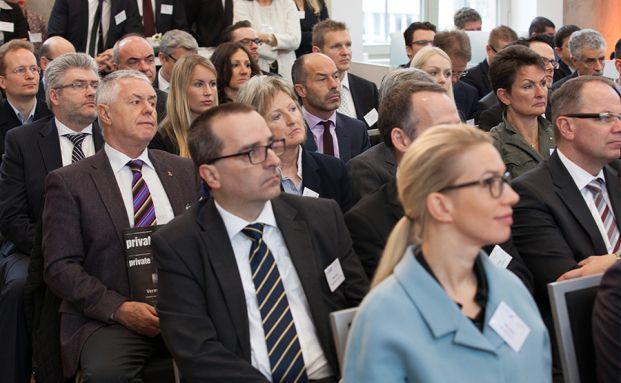 Großer Andrang am Tag der Fondsmanager. Foto: Christian Scholtysik