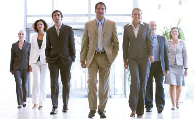 Fachkräfte der Finanzbranche: Spezialisten sind gefragt. (Foto: carlosseller, Fotolia)