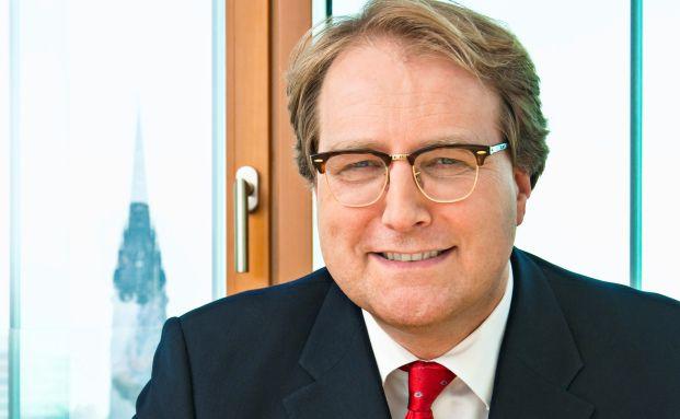 Thorsten Teichert, Vorsitzender von Lloyd Fonds