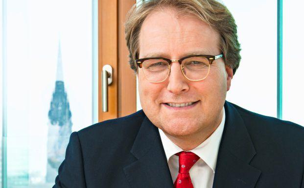 Torsten Teichert vom Hamburger Emissionshaus Lloyd Fonds