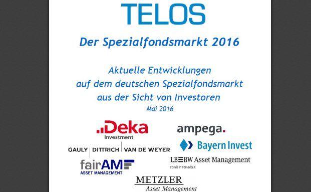 Der Studienklassiker der Fondsrating-Gesellschaft Telos erscheint 2016 bereits zum 16. Mal