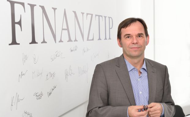 Finanztip-Chefredakteur Hermann-Josef Tenhagen. Foto: Finanztip