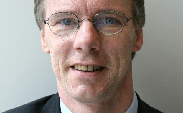 Wolf Rütger Teuscher, Seniorvolkswirt bei der Deutschen Zentral-Genossenschaftsbank