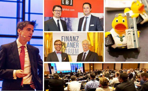 Auf dem zweiten Finanzplaner Forum in Düsseldorf gab es Vorträge, Diskussionsrunden, aber auch Unterhaltung. Die Bilder dazu in unserer Bildstrecke. Fotos: Axel Jusselt /Finanzplaner Forum