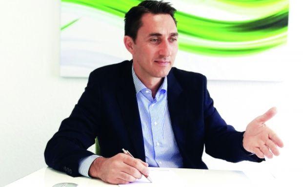 Ingo Töpfer, Geschäftsführer von Blue Investors