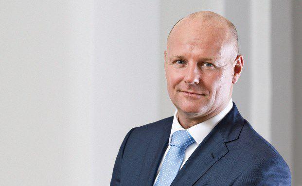Tonny Thierry Andersen ist Teil des Vorstands der Danske Bank und wird übergangsweise die neue Sparte für Vermögensverwaltung leiten.