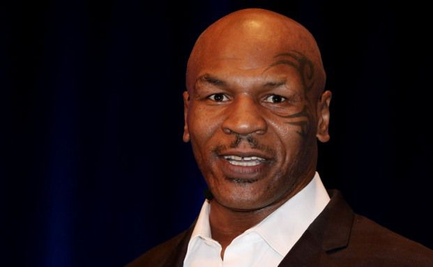Mike Tyson, ehemaliger Boxweltmeister. Foto: Getty Images