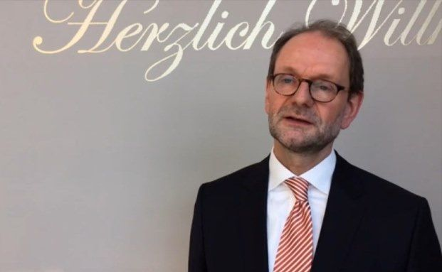 Ulrich Reitz, Investmentchef beim Familiy Office Focam, Video-Screenshot