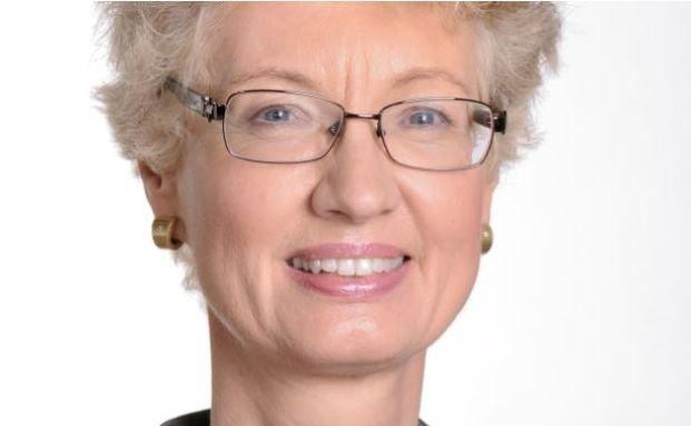 Hat ihre abweichende Meinung zu Protokoll gegeben: Verfassungsrichterin Doris König. Foto: © Bundesverfassungsgericht; lorenz.fotodesign, Karlsruhe
