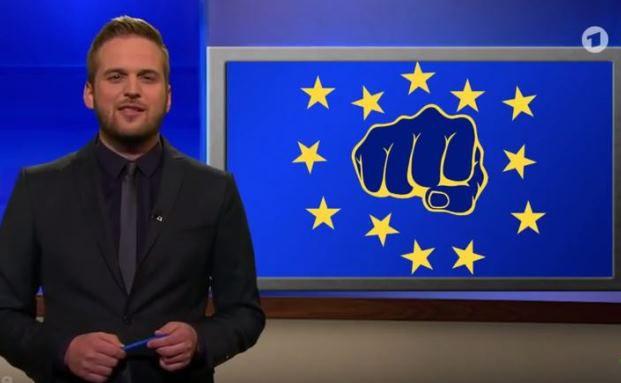 """Präsentiert ernüchternde Umfrage-Ergebnisse: """"Extra-3""""-Statistik-Experte Klaas Butenschön"""