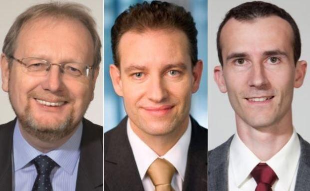 Bleiben der Starcapital auch weiterhin erhalten: Peter E. Huber (li.), Markus Kaiser (mitte) und Norbert Keimling