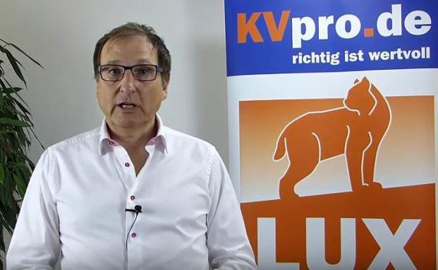 Gerd Güssler, Geschäftsführer KVpro.de GmbH