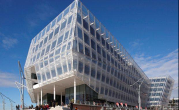 Baujahr 2009: Unileverhaus (Grundbesitz Europa)