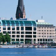 Firmensitz der HSH Real Estate <br>in Hamburg