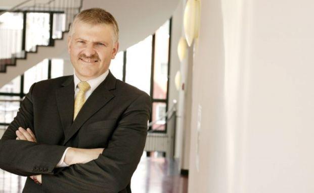 Gottfried Urban, Vorstand der Bayerische Vermögen AG