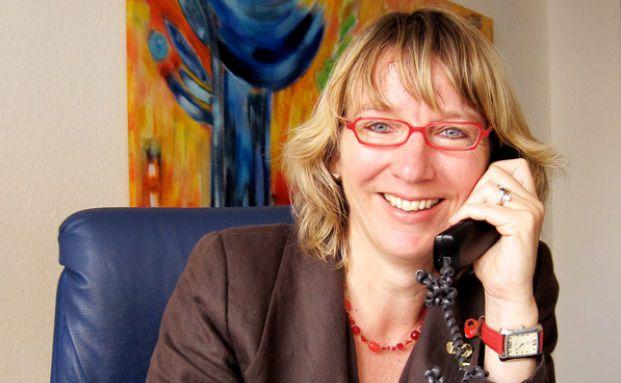 Ursula Oelbe. Foto: privat