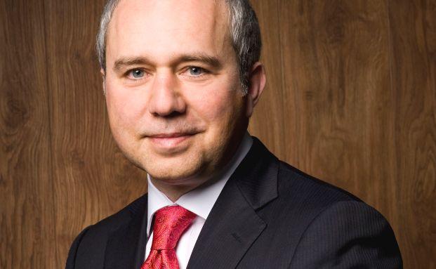 Uwe Zimmer, Vorstandsvorsitzender der Meridio