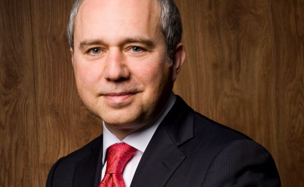 Uwe Zimmer, Vorstandsvorsitzender der Vermögensverwaltung Meridio