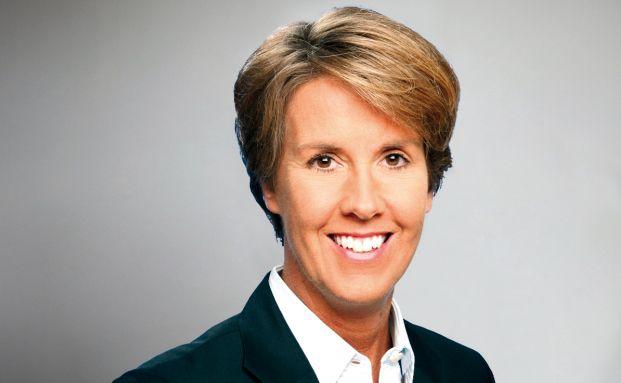 Manuela von Ditfurth, Managerin des porträtierten Fonds für Stiftungen Invesco