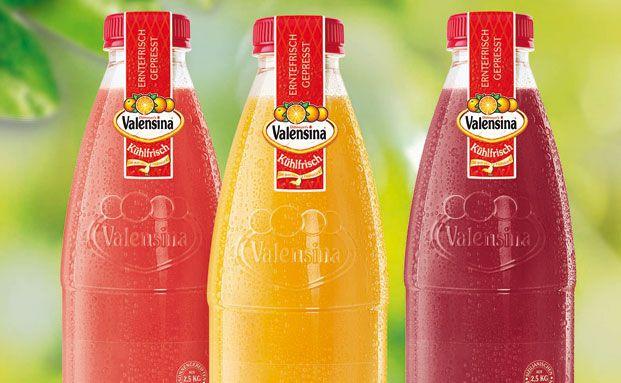 Valensina - Fruchsafthersteller und Anleiheemittent<br>(Quelle: Valensina)