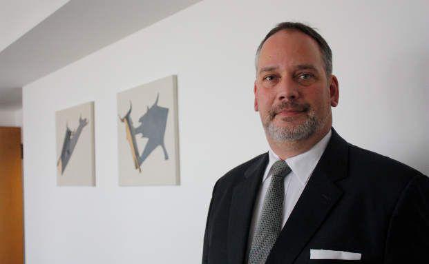 Allan Valentiner, Geschäftsführer und Portfoliomanager<br>beim Anleihespezialisten Johannes Führ