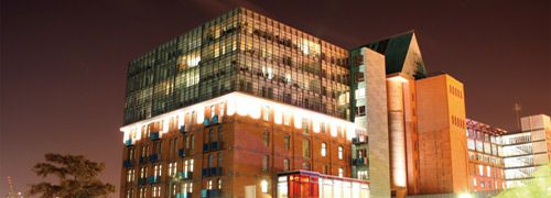 Zentrale von Varengold in Hamburg