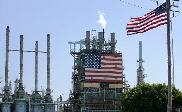 Investieren in die Energie-Infrastruktur der USA, dazu geh&ouml;ren <br> Verarbeitungsanlagen und das rie&szlig;ige Netz der Pipelines, <br> Foto: Getty Images