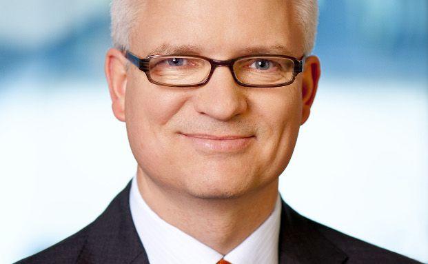 Dirk Söhnholz, Geschäftsführer des Veritas Investment