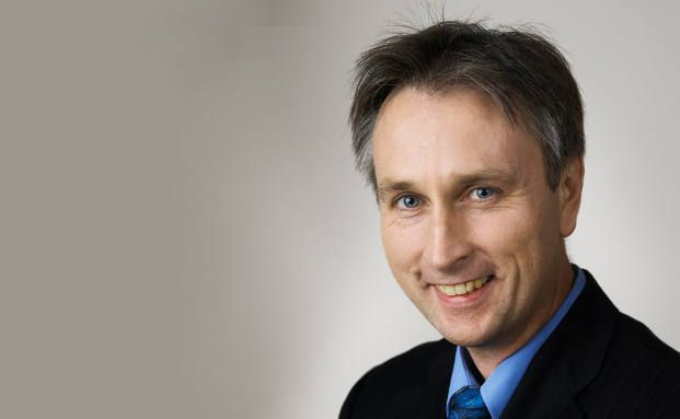 Ralf Vielhaber, Geschäftsführer der Fuchsbriefe